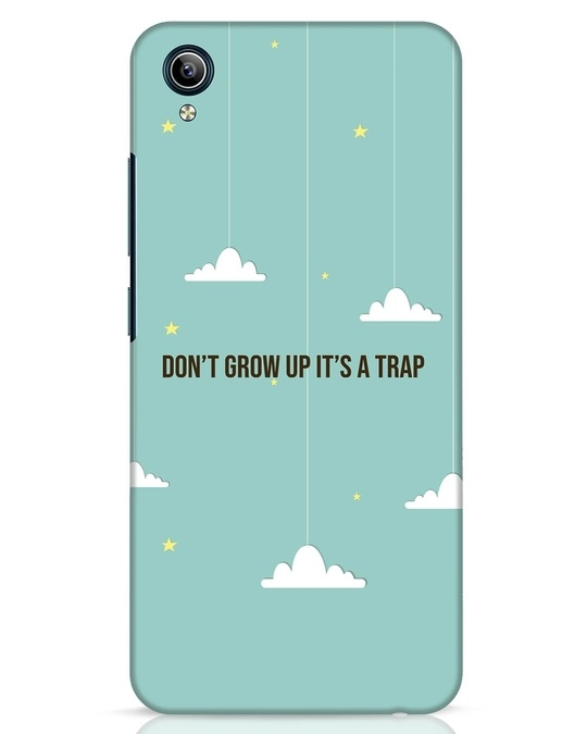 Shop Dont Grow Up Vivo Y91i Mobile Cover-Front