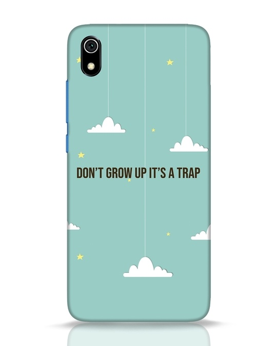 Shop Dont Grow Up Xiaomi Redmi 7A Mobile Cover-Front
