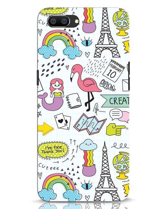 Shop Doodle Realme C1 Mobile Cover-Front