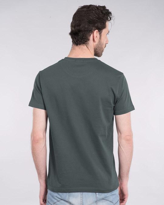 Shop Dost Mujhe Sudharne Nahi Dete Half Sleeve T-Shirt-Back