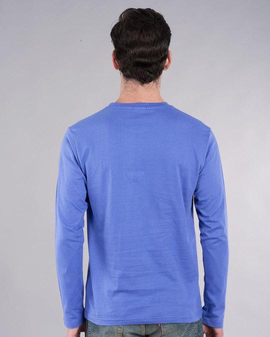 Shop Downtown Driver Full Sleeve T-Shirt-Back