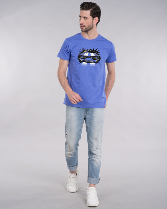 Shop Downtown Driver Half Sleeve T-Shirt