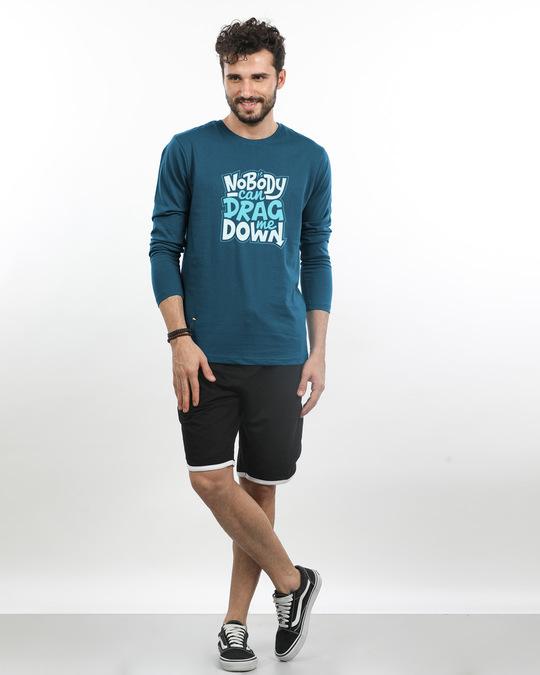 Shop Drag Me Down Full Sleeve T-Shirt-Full