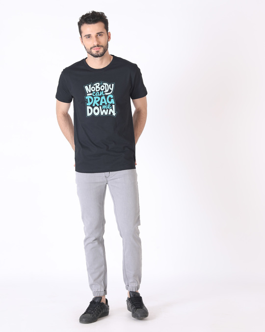 Shop Drag Me Down Half Sleeve T-Shirt