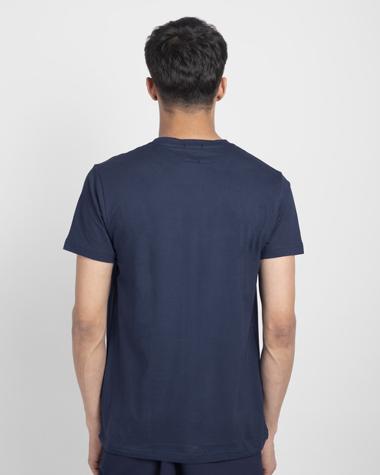 Shop Dream & Achieve Gradient Half Sleeve T-Shirt-Back