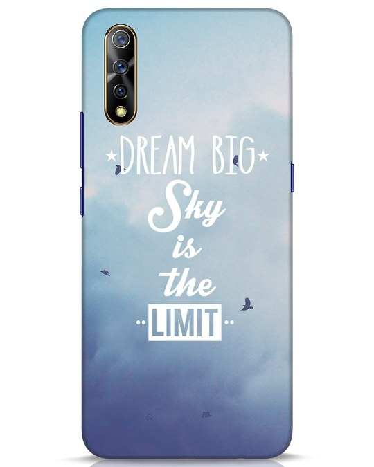 Shop Dream Big Vivo S1 Mobile Cover-Front