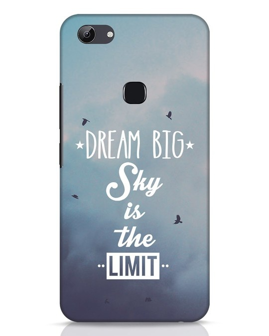 Shop Dream Big Vivo Y83 Mobile Cover-Front