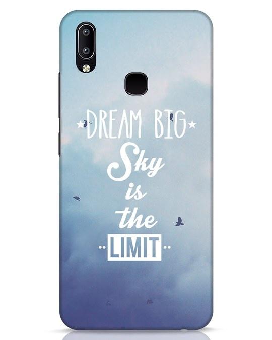 Shop Dream Big Vivo Y91 Mobile Cover-Front