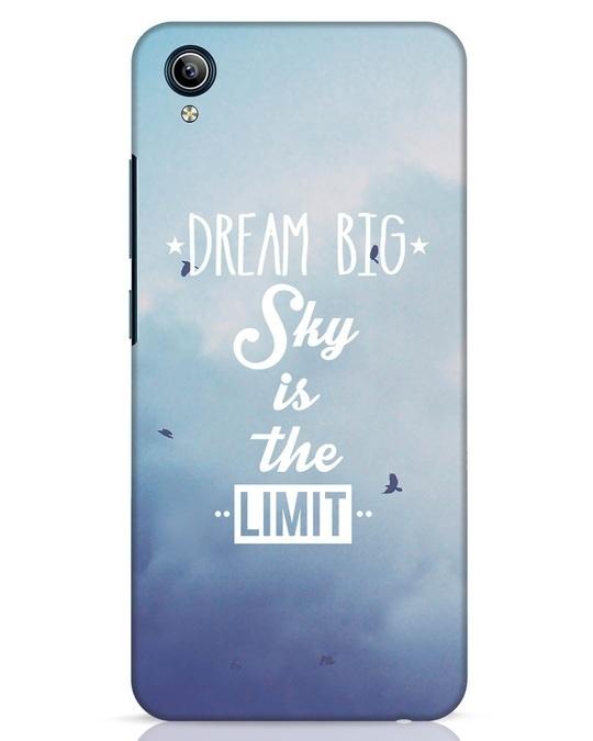 Shop Dream Big Vivo Y91i Mobile Cover-Front