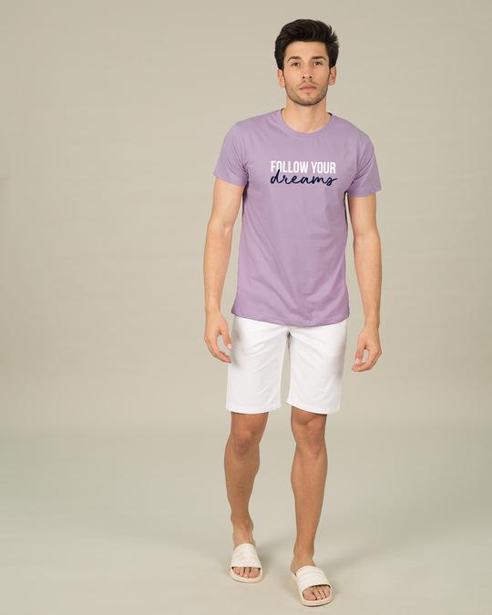 Shop Dream Follower Half Sleeve T-Shirt