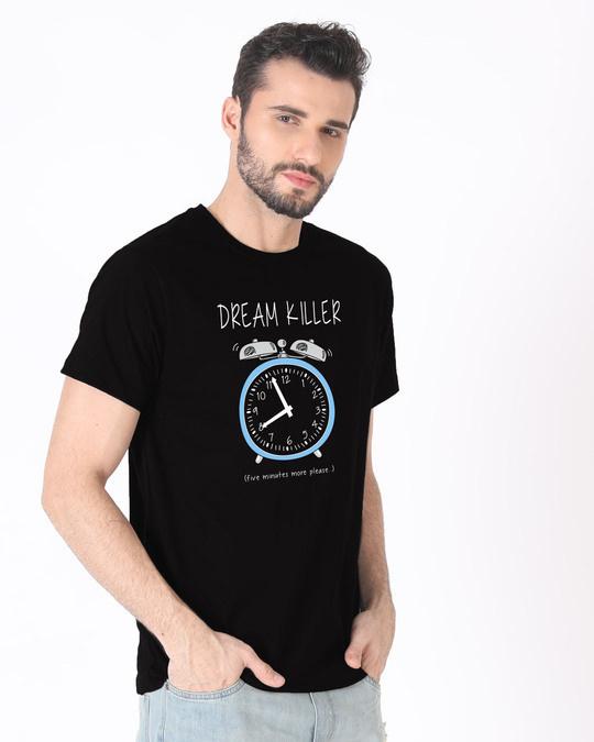 Shop Dream Killer Half Sleeve T-Shirt-Full