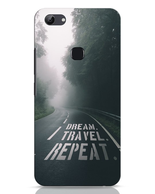 Shop Dream Travel Repeat Vivo Y83 Mobile Cover-Front