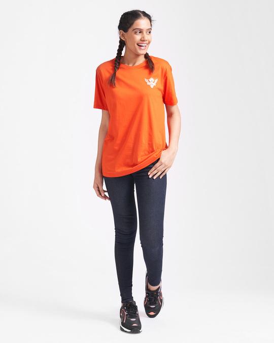 Shop Official SRH: Warner Fan Jersey (Orange)