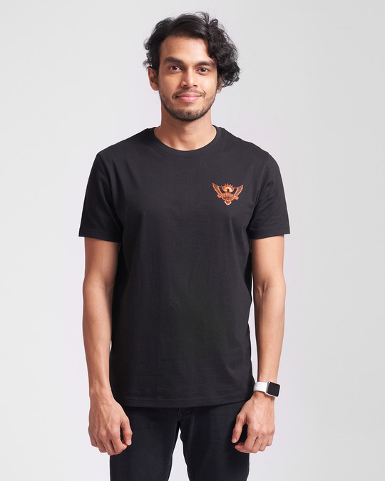 Shop Official SRH: Williamson Fan Jersey (Black)-Front