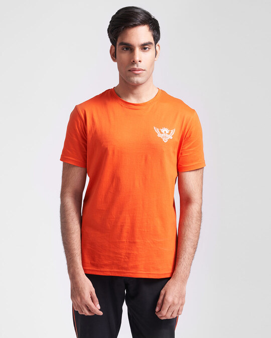 Shop Official SRH: Williamson Fan Jersey (Orange)-Front