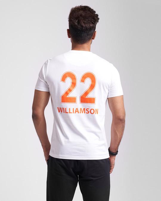 Shop Official SRH: Williamson Fan Jersey (White)-Design