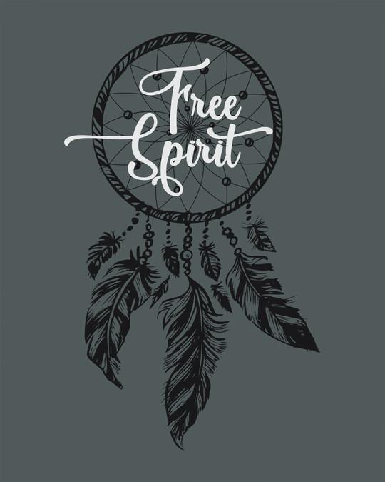 Shop Dreamcatcher Free Spirit Boyfriend T-Shirt