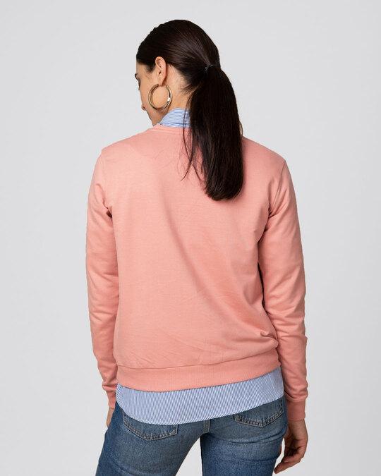 Shop Dreamcatcher Free Spirit Fleece Light Sweatshirt-Back