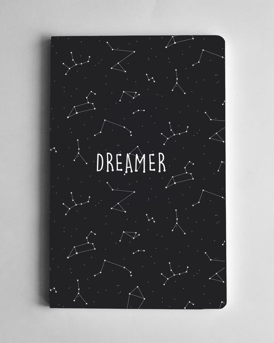 Shop Dreamer Constellations Soft Bound Notebook-Design
