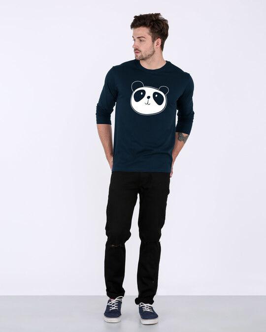 Shop Dress Up Panda Full Sleeve T-Shirt-Full