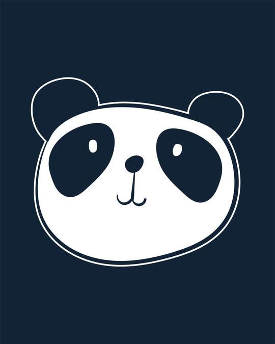 Shop Dress Up Panda Full Sleeve T-Shirt
