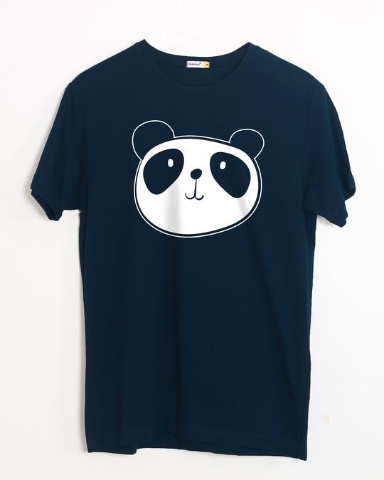 Shop Dress Up Panda Half Sleeve T-Shirt-Front
