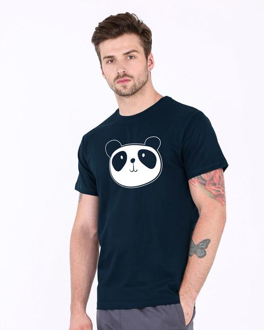 Shop Dress Up Panda Half Sleeve T-Shirt-Full