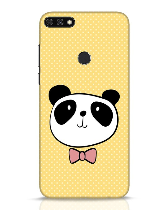 Shop Dressy Panda Huawei Honor 7C Mobile Cover-Front