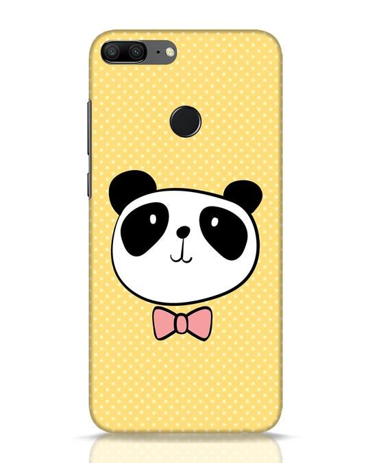 Shop Dressy Panda Huawei Honor 9 Lite Mobile Cover-Front