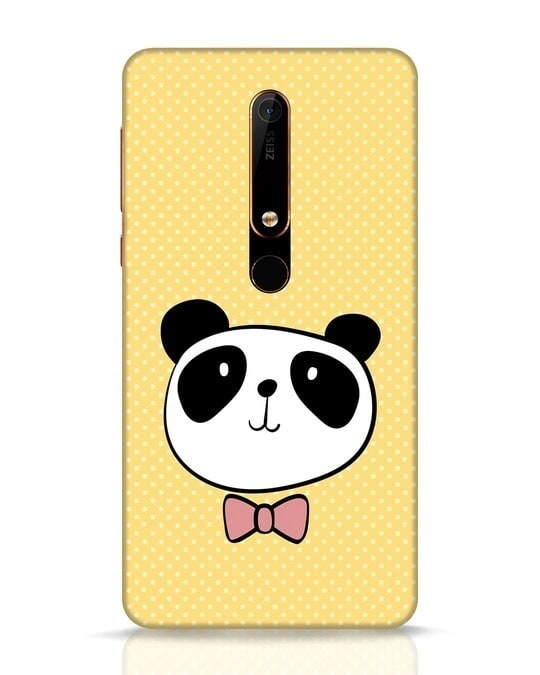 Shop Dressy Panda Nokia 6.1 Mobile Cover-Front