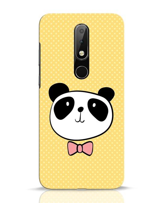 Shop Dressy Panda Nokia 6.1 Plus Mobile Cover-Front