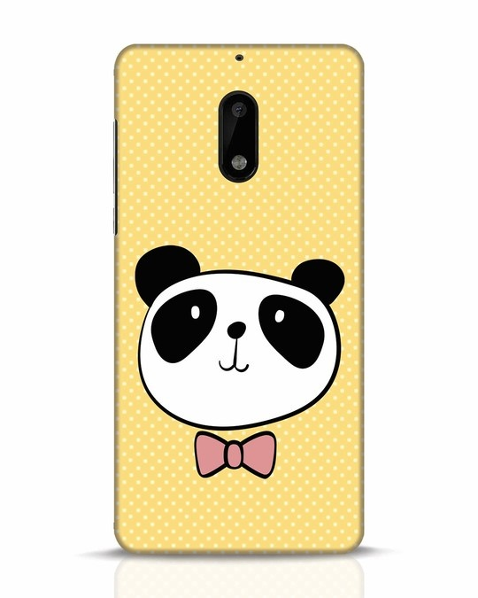 Shop Dressy Panda Nokia 6 Mobile Cover-Front