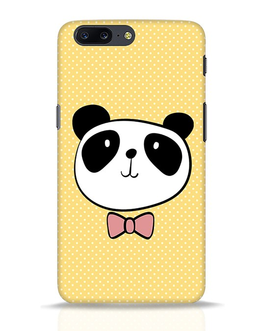 Shop Dressy Panda OnePlus 5 Mobile Cover-Front