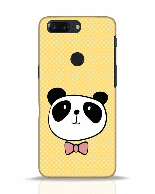 Shop Dressy Panda OnePlus 5T Mobile Cover-Front