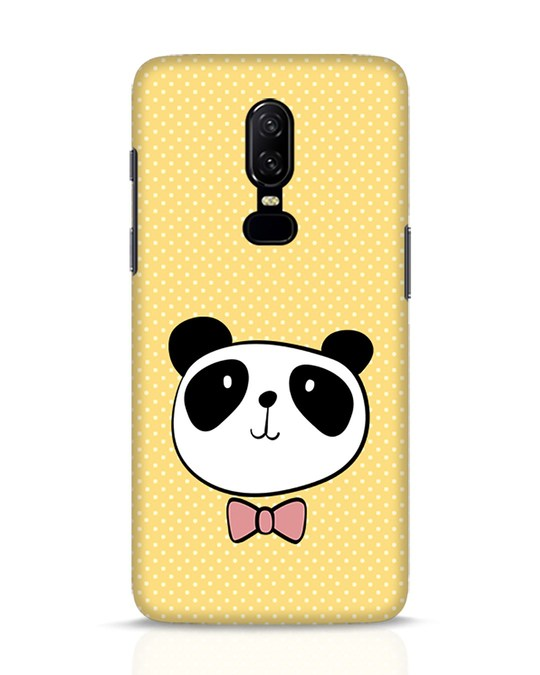 Shop Dressy Panda OnePlus 6 Mobile Cover-Front