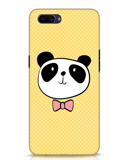 Shop Dressy Panda Oppo A3S Mobile Cover-Front