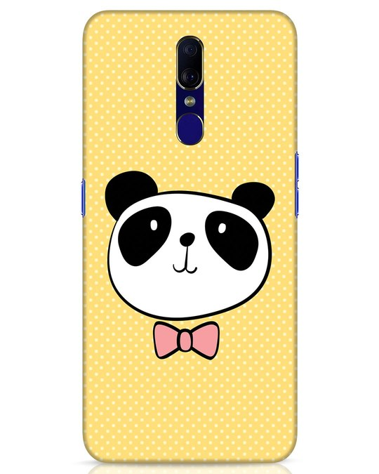Shop Dressy Panda Oppo F11 Mobile Cover-Front