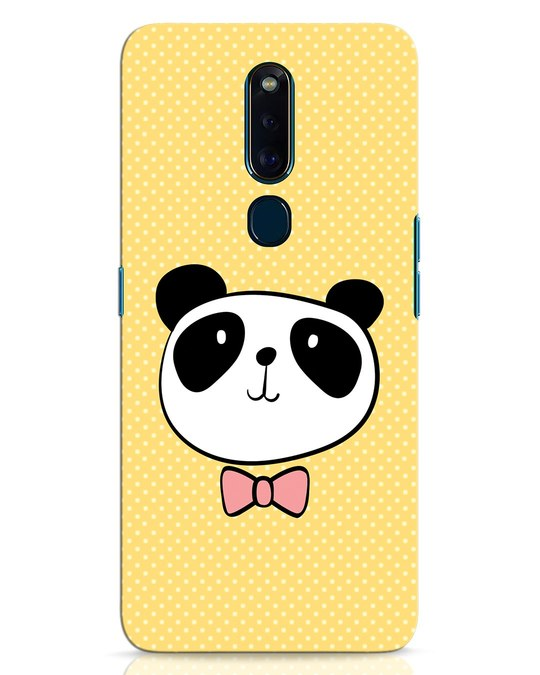 Shop Dressy Panda Oppo F11 Pro Mobile Cover-Front