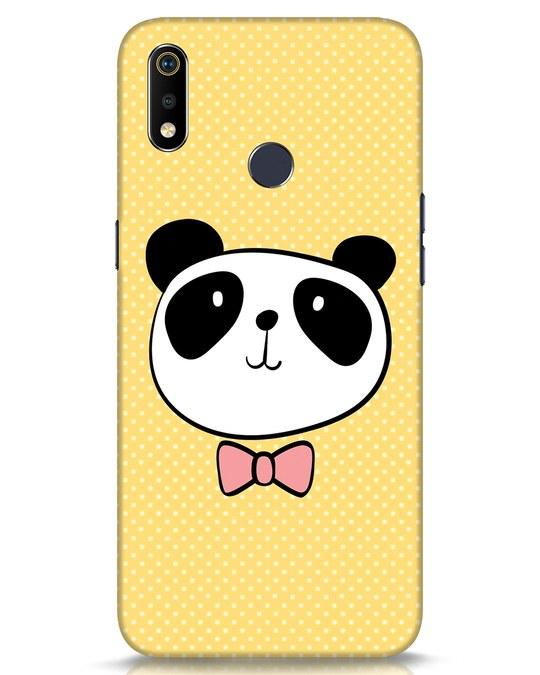 Shop Dressy Panda Realme 3i Mobile Cover-Front