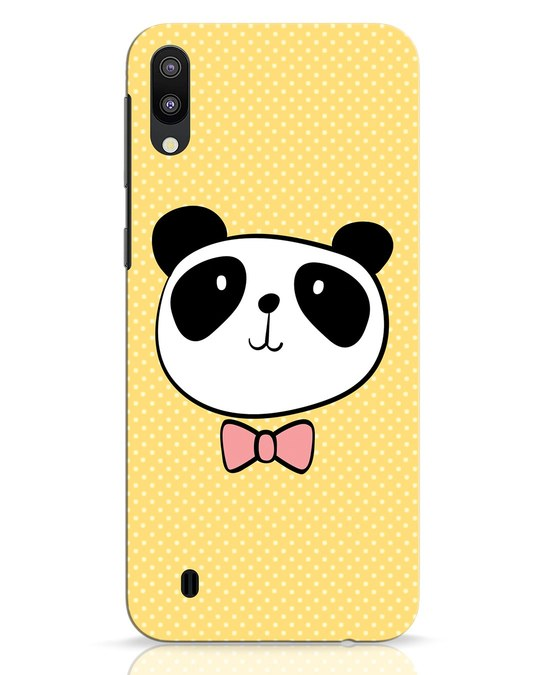Shop Dressy Panda Samsung Galaxy M10 Mobile Cover-Front