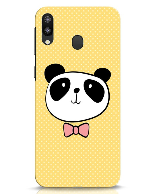 Shop Dressy Panda Samsung Galaxy M20 Mobile Cover-Front