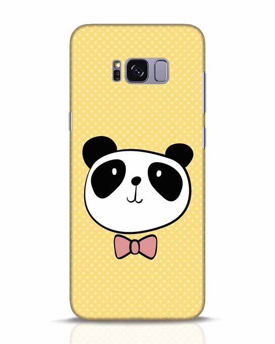 Shop Dressy Panda Samsung Galaxy S8 Plus Mobile Cover-Front