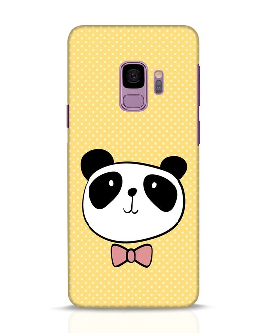 Shop Dressy Panda Samsung Galaxy S9 Mobile Cover-Front