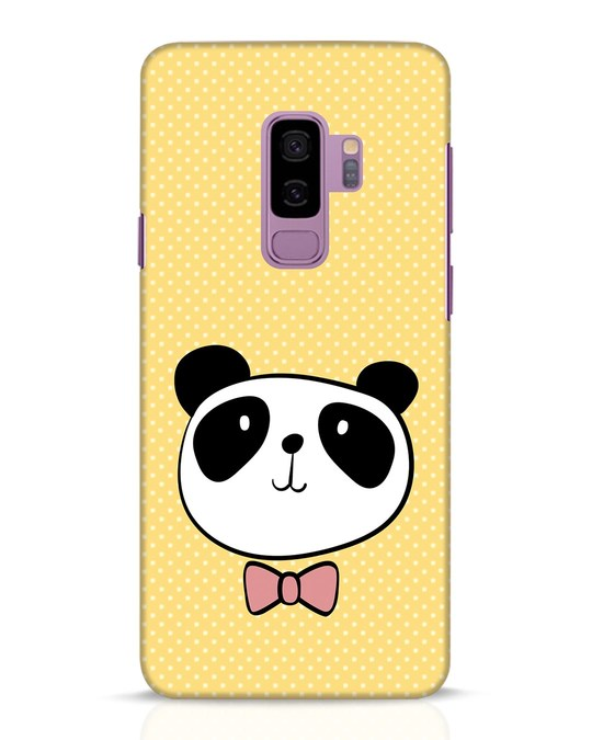 Shop Dressy Panda Samsung Galaxy S9 Plus Mobile Cover-Front