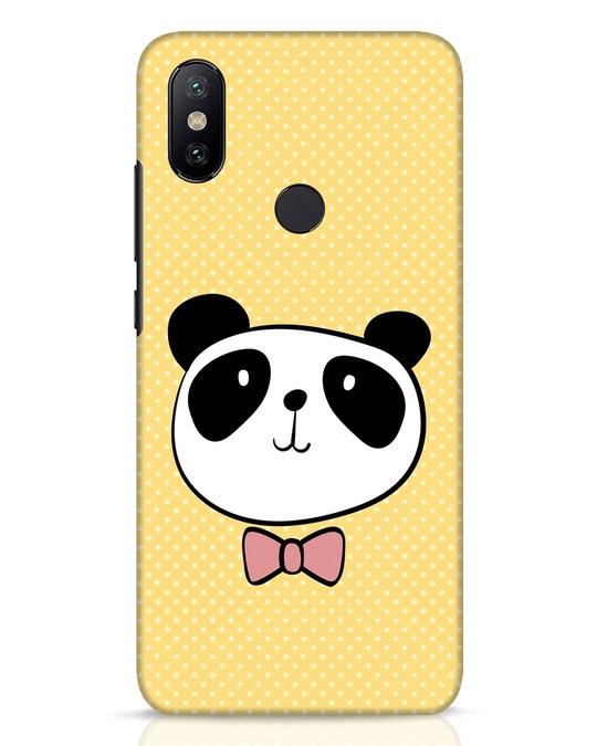 Shop Dressy Panda Xiaomi Mi A2 Mobile Cover-Front