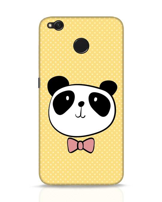 Shop Dressy Panda Xiaomi Redmi 4 Mobile Cover-Front