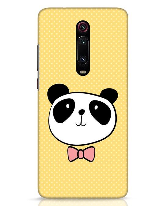 Shop Dressy Panda Xiaomi Redmi K20 Pro Mobile Cover-Front