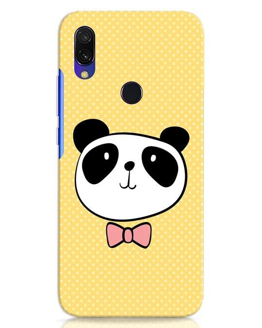 Shop Dressy Panda Xiaomi Redmi Y3 Mobile Cover-Front