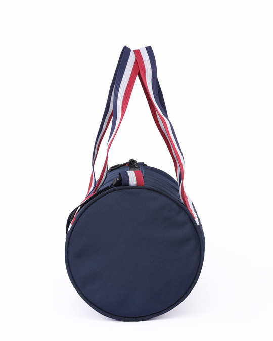 Shop Dribble Blue Duffle Bag-Design