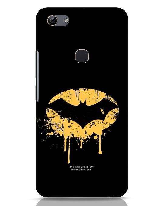 Shop Dripping Batman Vivo Y81 Mobile Cover (BML)-Front